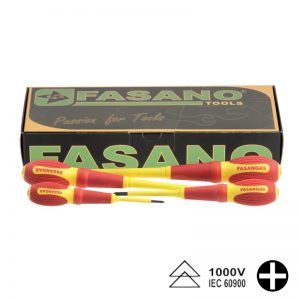 Σετ κατσαβίδια μονωμένα Philips FASANO