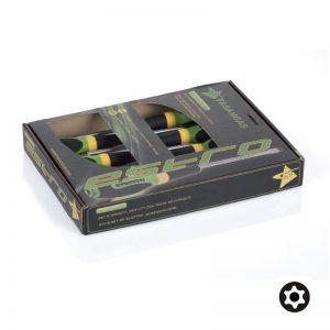 Σετ κατσαβίδια Torx ασφαλείας FASANO