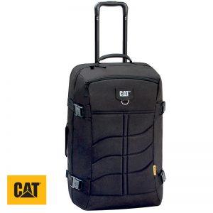 Βαλίτσα τροχήλατη 80ltr BACKHOE CAT