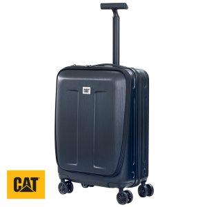 Βαλίτσα τροχήλατη ABS με λαβή CABIN CAT