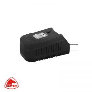 Ταχυφορτιστής μπαταριών 18V 4.0 Ah STAYER Professional