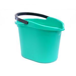 Κουβάς οβάλ πλαστικός Ν°730 Ariston 13 ltr.