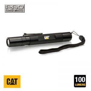 Φακός τσέπης υψηλής ισχύος 100 lum. CAT Light