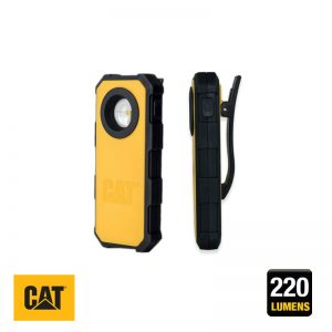Φακός τσέπης ABS MicroMax 220 lum. CAT Light