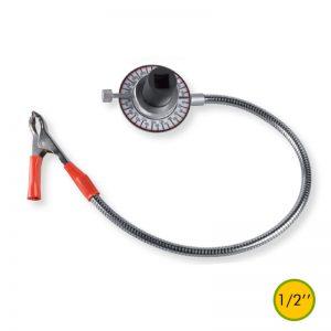 """Κλειδί γωνιακού σφιξίματος μοιρόμετρο 1/2"""" μαγνητικό με κλίπ FASANO"""