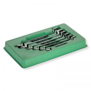 Σετ κλειδιά διπλά καστάνιας κυρτά Universal 90 δόντια