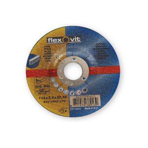 Δίσκοι κοπής σιδήρου FLEXOVIT