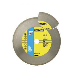 Δίσκοι μεταλλικοί συνεχής ροής για πλακάκια FLEXOVIT