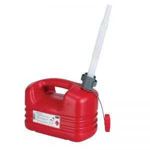 Μπιτόνια πετρελαίου πλαστικά PRESSOL