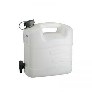 Μπιτόνια νερού πλαστικά με κάνουλα PERSSOL