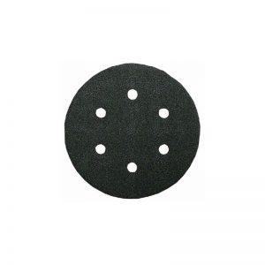 Γυαλόχαρτα Velcro μαύρα με τρύπες REINHARD