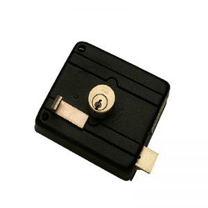 Κλειδαριά κουτιαστή με κυπρί 50mm
