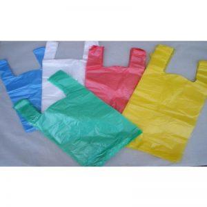 Πλαστικές σακούλες 25 kgr τύπος φανελάκι
