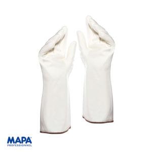 Γάντια νιτριλίου με αντοχή θερμοκρασίας