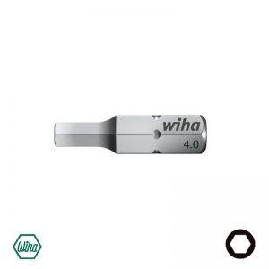 Μύτες δραπάνου εξάγωνες 25mm WIHA