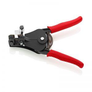 Απογυμνωτής καλωδίων με διαμορφωμένα μαχαίρια KNIPEX