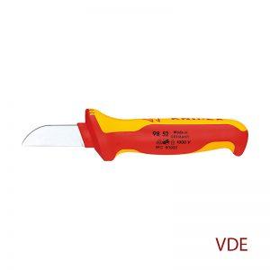 Μαχαίρι ηλεκτρολόγου με μόνωση VDE KNIPEX