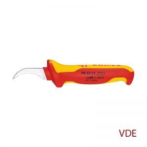 Μαχαίρι απογυμνωτής καλωδίων ισχύος KNIPEX