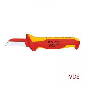 Μαχαίρι ηλεκτρολόγου με ίσια λάμα VDE KNIPEX
