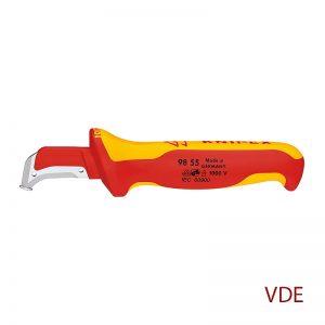 Μαχαίρι ομοαξονικών καλωδίων KNIPEX