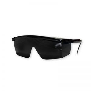 Γυαλιά ηλεκτροσυγκόλλησης μαύρα