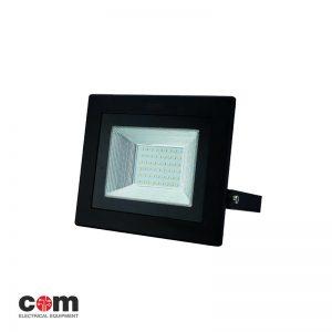 Προβολείς LED SMD Slim μαύρος