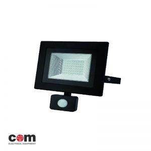 Προβολείς LED SMD Slim με φωτοκύτταρο COM