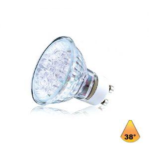 Λαμπτήρες οικονομίας LED 1.8W GU10 220-240V