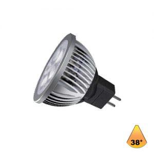 Λαμπτήρες LED ισχύος 7W GU5.3 AC/DC-12V