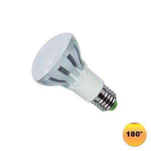 Λαμπτήρες LED ισχύος 10W R63 Ε27 AC 220-240V