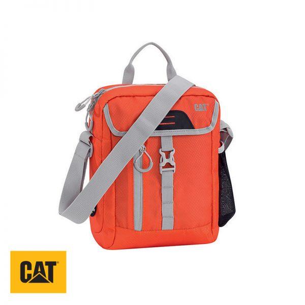 52143e0a090 Τσαντάκι ώμου με προστασία tablet 4ltr KILIMANJARO CAT