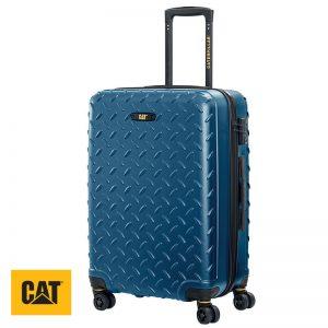 Βαλίτσες τροχήλατες με τηλεσκοπική λαβή INDUSTRIAL CAT