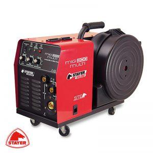 Μηχανή Inverter σύρματος-ηλεκτροδίου MIG/MAG 200A STAYER