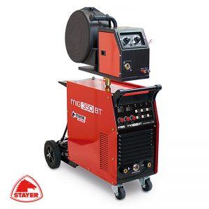 Μηχανή Inverter σύρματος-ηλεκτροδίου MIG/MAG 350A STAYER