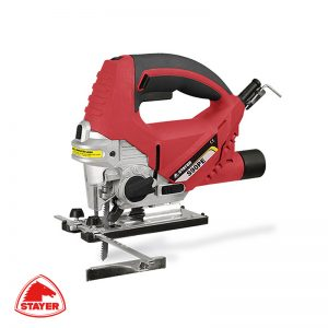 Σέγα με οδηγό laser 750W STAYER Professional