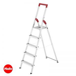 Σκάλα αλουμινίου EASY CLIX L50 HAILO