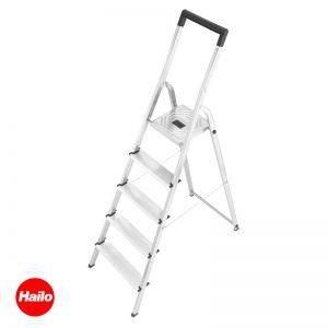 Σκάλα αλουμινίου EASY CLIX L40 HAILO