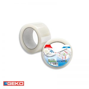 Επισκευαστική ταινία θερμοκηπίων διάφανη 50mm GEKO