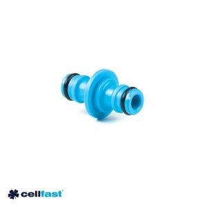 Σύνδεσμος δύο ταχυσυνδέσμων 1/2″ CELLFAST