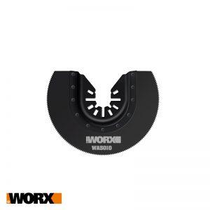 Πριονολάμα ημικυκλική HSS UI 80 mm WORX