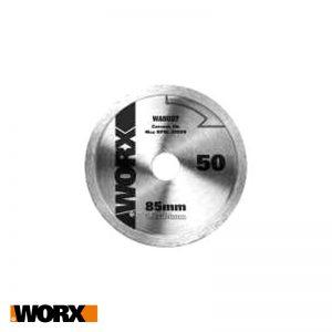 Δίσκος με επικαλύψη διαμαντιού 85mm WORX