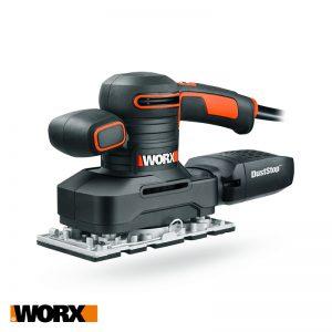 Τριβείο παλμικό 250W με εξαρτήματα WORX
