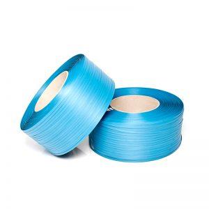 Τσέρκι συσκευασίας πλαστικό μπλε 12 x 0.55 mm