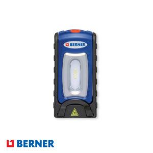 Επαναφορτιζόμενος φακός LED 360º με USB BERNER