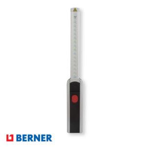 Επαναφορτιζόμενος φακός LED 150º με USB BERNER