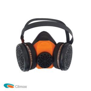 Μάσκα μισού προσώπου με δύο φίλτρα 756 A1 CLIMAX