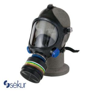 Μάσκα ολόκληρου προσώπου SEKUR C607