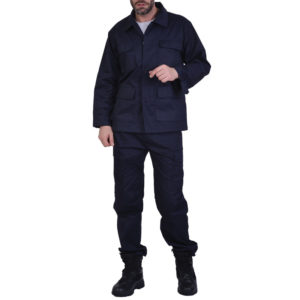 Σακάκι ή παντελόνι εργασίας Μπλέ σκούρο Μilitary T/C