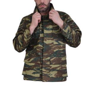 Σακάκι ελληvικής παραλλαγής Military T/C