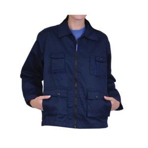 Σακάκι εργασίας μπλε/μπλε ρουά ERGOLINE